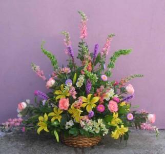 Funeral Basket 8 Funeral Baskets