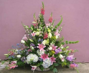 Funeral Basket 9 Funeral Baskets