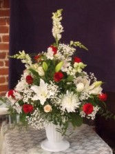 Funeral Basket A