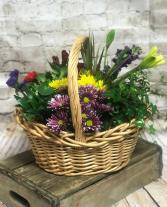 Funeral Basket basket