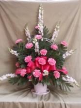 Funeral Baskets Funeral Basket