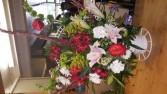 Funeral basket special