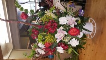 Funeral basket special