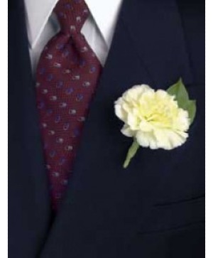 FUNERAL BOUTONNIERE/COURSAGE $7.99 In Memorial Dedication in Fairfield, CA | ADNARA FLOWERS & MORE