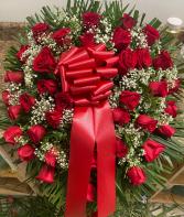 Funeral CasketCoffin 001 Floral Design