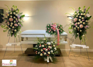 Funeral Combo Sympathy in Miami, FL | FLOWERTOPIA