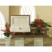 Funeral Combo sympathy flowers
