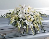 Funeral Flowers Las Vegas  Funeral Casket Spray, immediate family