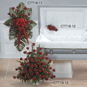 Funeral Package Funeral in Winston Salem, NC | RAE'S NORTH POINT FLORIST INC.