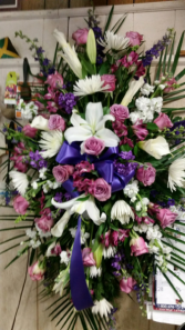 Funeral Spray Funeral Arrangement