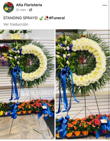 Funeral Spring
