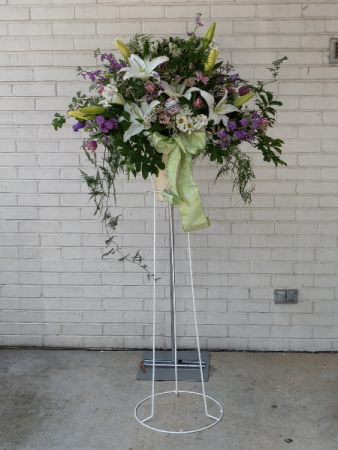 Funeral Urn Funeral Stand