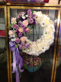 Funeral wreath Funeral wreath