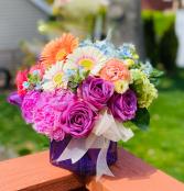 Funfetti  Flower Arrangement