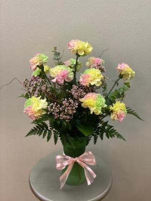 Funfetti Vase in Seville, OH   SEVILLE FLOWER & GIFT