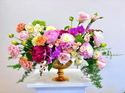 Fur Elise floral arrangement