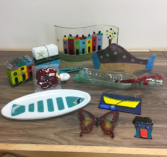 Ginger Glass creations Made in Newfoundland