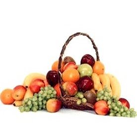 Gift and Fruit Baskets  in Calgary, AB | THE FLOWER BASKET