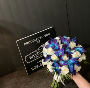 Galaxy Bouquet Wedding