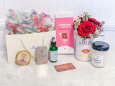 Galentine's Day Gift Bag Gift Basket