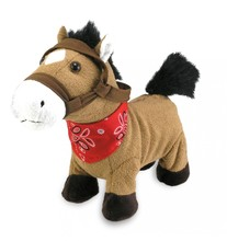 "Gallop ""Giddy Up Lil' Cowboy"" with Trotting Noises"