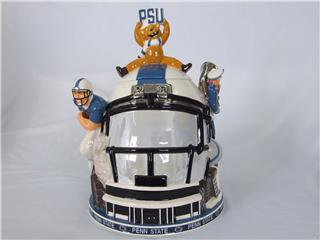 GAME DAY PENN STATE COOKIE JAR by Christopher Radko