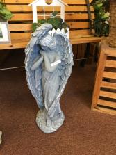 Garden Angel Garden Statue