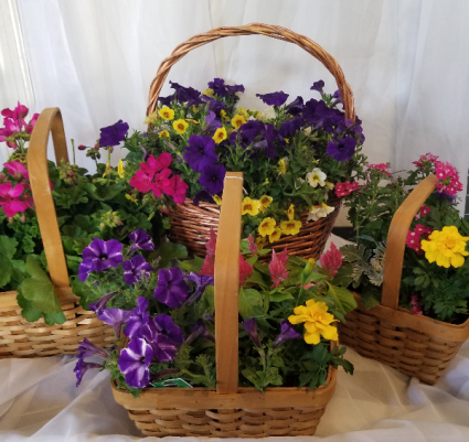 Garden Baskets for MOM Mothers Day