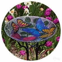 Garden Bird Bath Keepsake