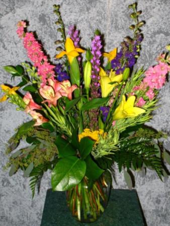 Garden Blessings Floral Arrangement