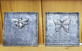 Garden Blessings Wall Plaques Decorative wall plaques in Bolivar, MO | The Flower Patch...& More