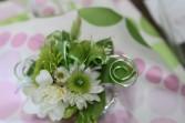 Garden Bling Designer wristlet