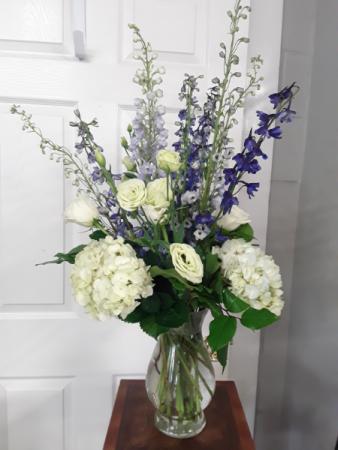 Garden Blooms Vase