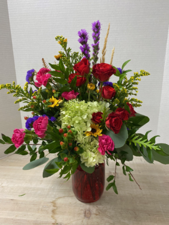 Garden Bouquet Arrangement
