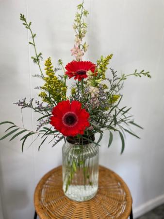 Garden Bouquet Fresh Arrangement