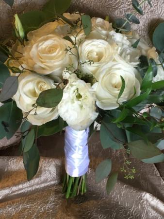 Garden Bouquet Hand tied Bouquet