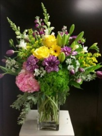 Garden Bouquet vase