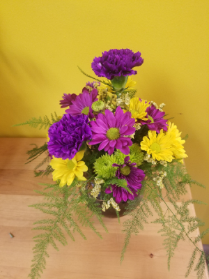 Garden Bowl  in Presque Isle, ME | COOK FLORIST, INC.