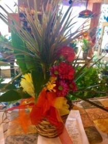 garden combo plant /with garden flowers