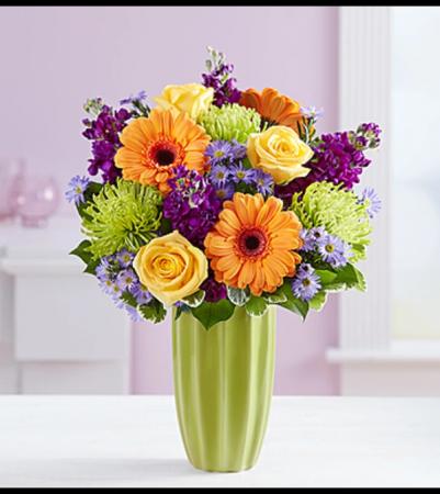 Garden Delight Bouquet '19 Arrangement