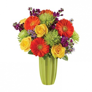 Garden Delight Bouquet Arrangement