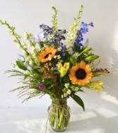 Garden Delight Fresh Flowers