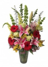 Garden Delight Vase Arrangement