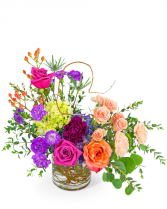 Garden Dreamland Flower Arrangement