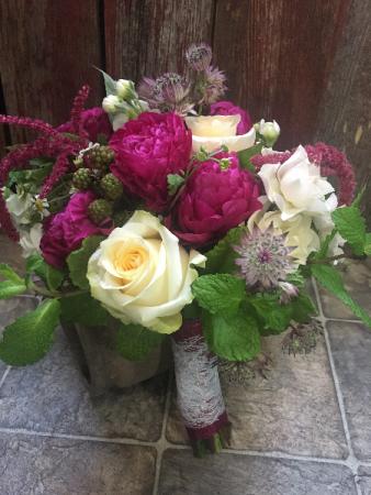 Garden Dreams Bridal Bouquet