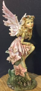 Garden Elegance Fairy