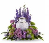 Garden elegance  Funeral memorial