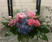 Garden Flowers for Mom Flower Arrangement