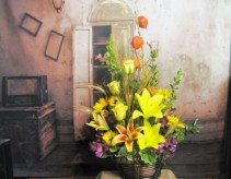 Garden Flowers traditonal