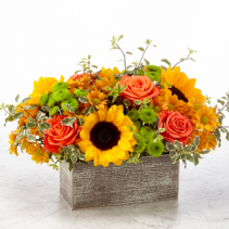 Garden Gathered™ Bouquet -